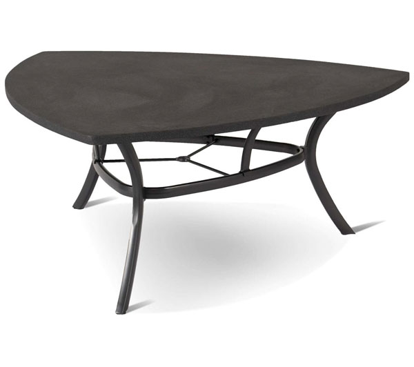 plateau de table en spraystone