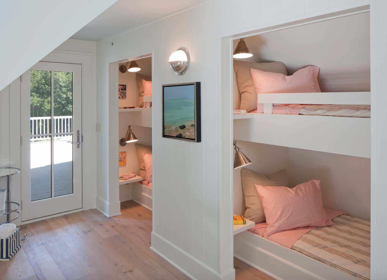 chambre-superposée-style-plage-cottage-enfants