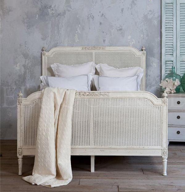 Grands lits de canne Blanka