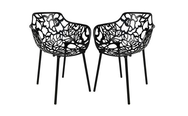 chaises Devon