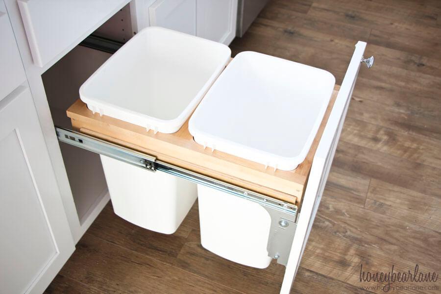 Créer un espace de cuisine fonctionnel avec rangement caché