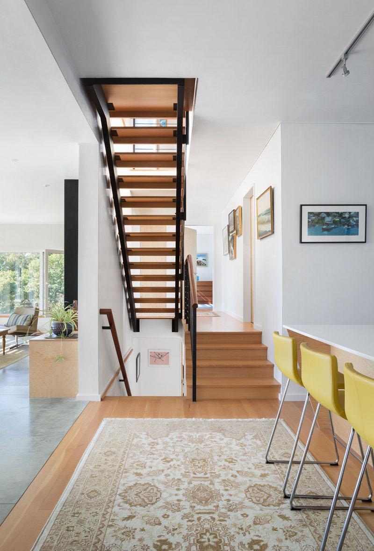 Escalier Lily Pond House