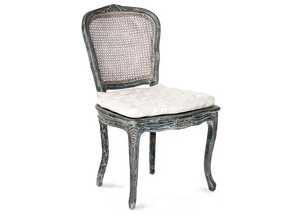 Chaise Annette - Bleu vieilli