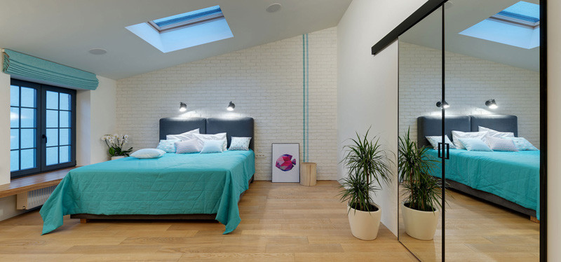 Appartement Slide chambre
