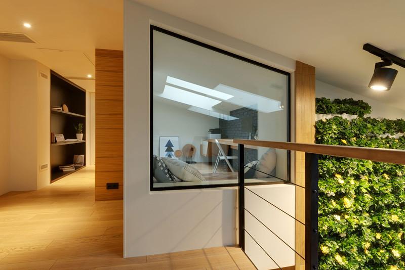 Fenêtre Slide d'appartement