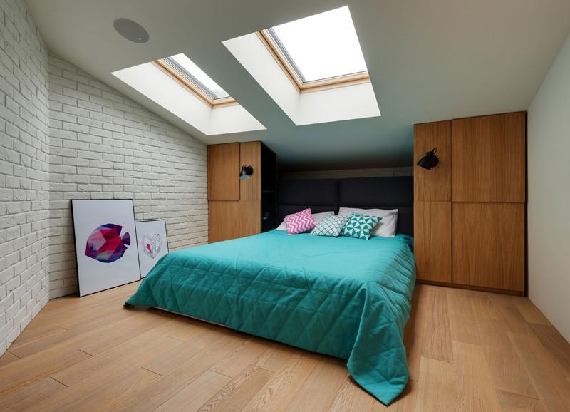 Appartement Slide deuxième chambre