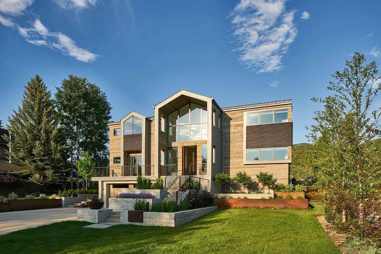 maison-contemporaine-au-lac-exterieur