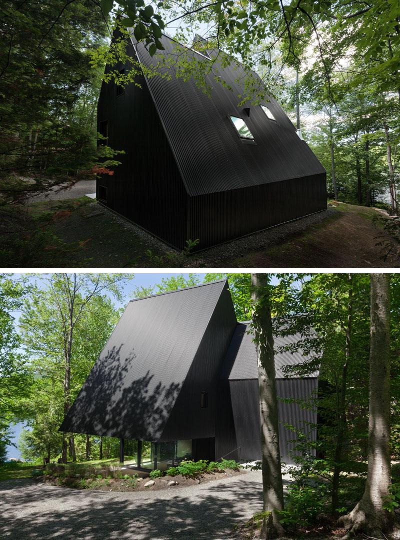 Cabane noire