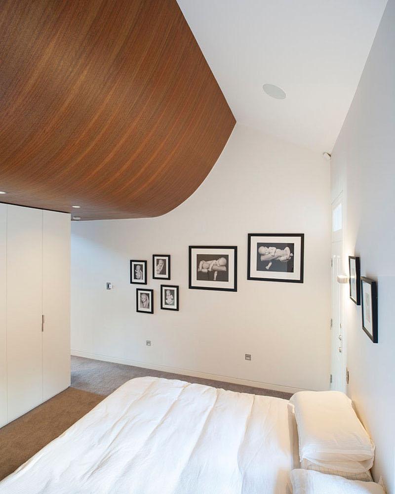 Chambre des maîtres Terrace House