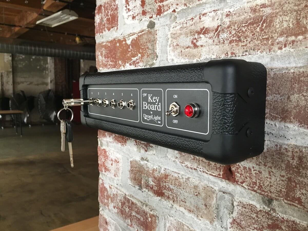 Porte-clés pour ampli guitare