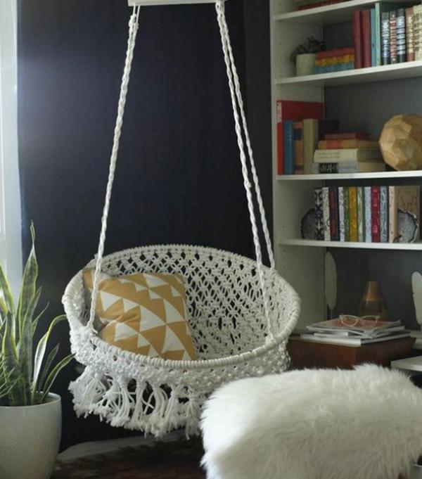 Chaises pivotantes bricolage