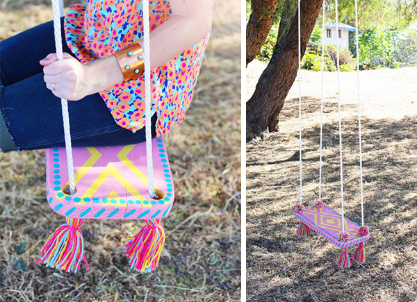 Make It Tree Swing DIY