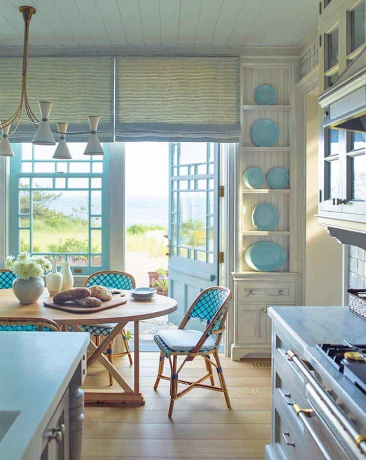 cuisine-maison de plage