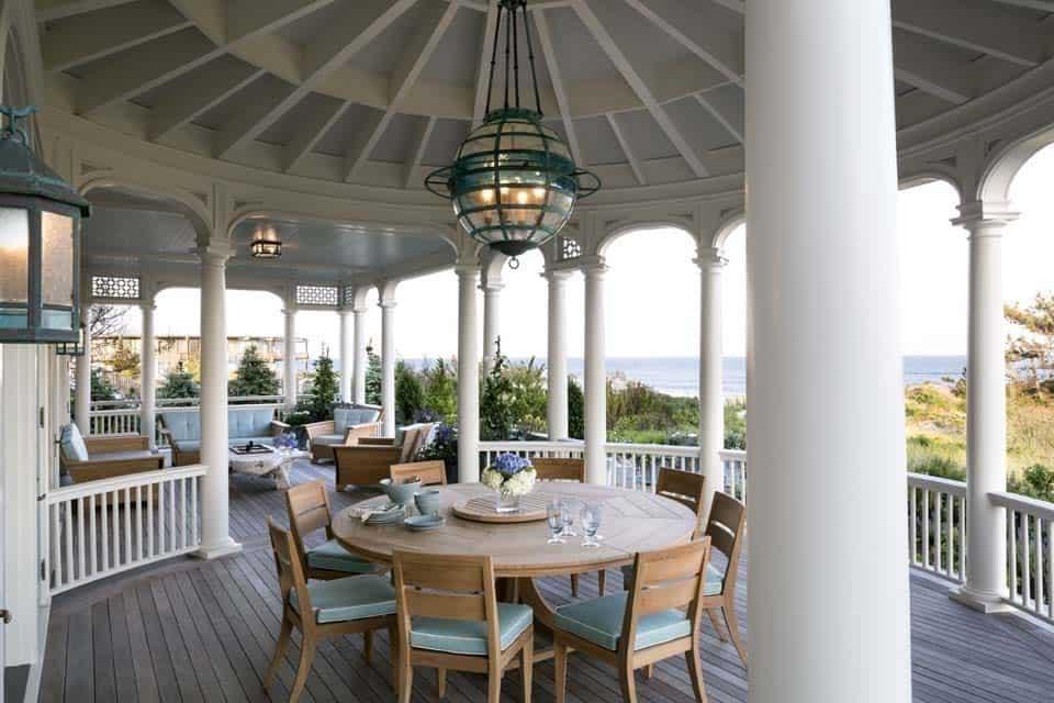 porche-couvert-maison de plage