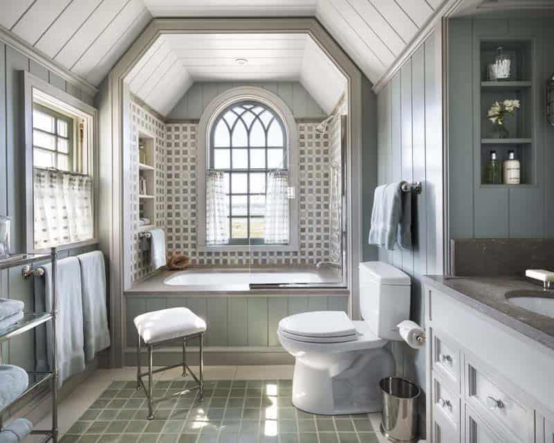 plage-maison-salle de bain