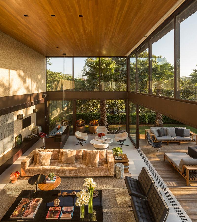 Espace de vie de la résidence Limantos