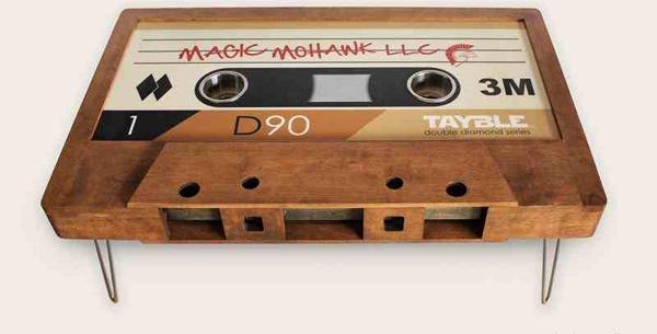 Cassette Tayble