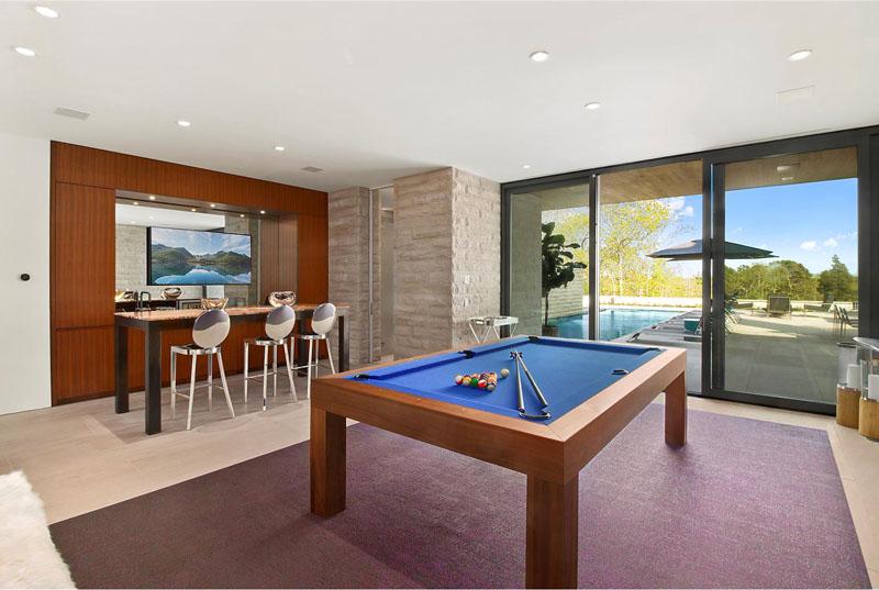 Salle de jeux Hamptons Residence