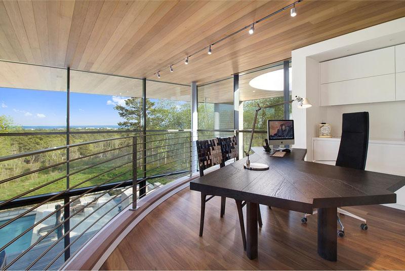 Bureau à domicile de la résidence Hamptons