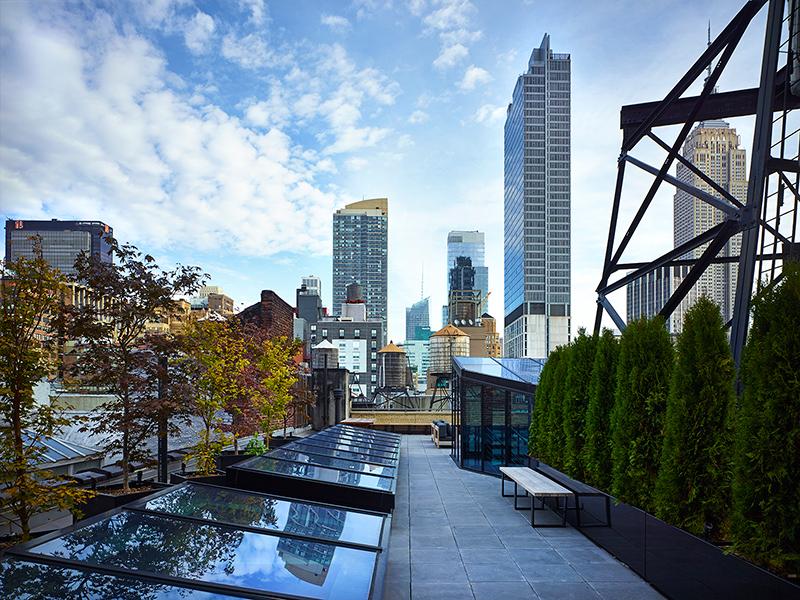 Terrasse sur le toit West 27 Penthouse