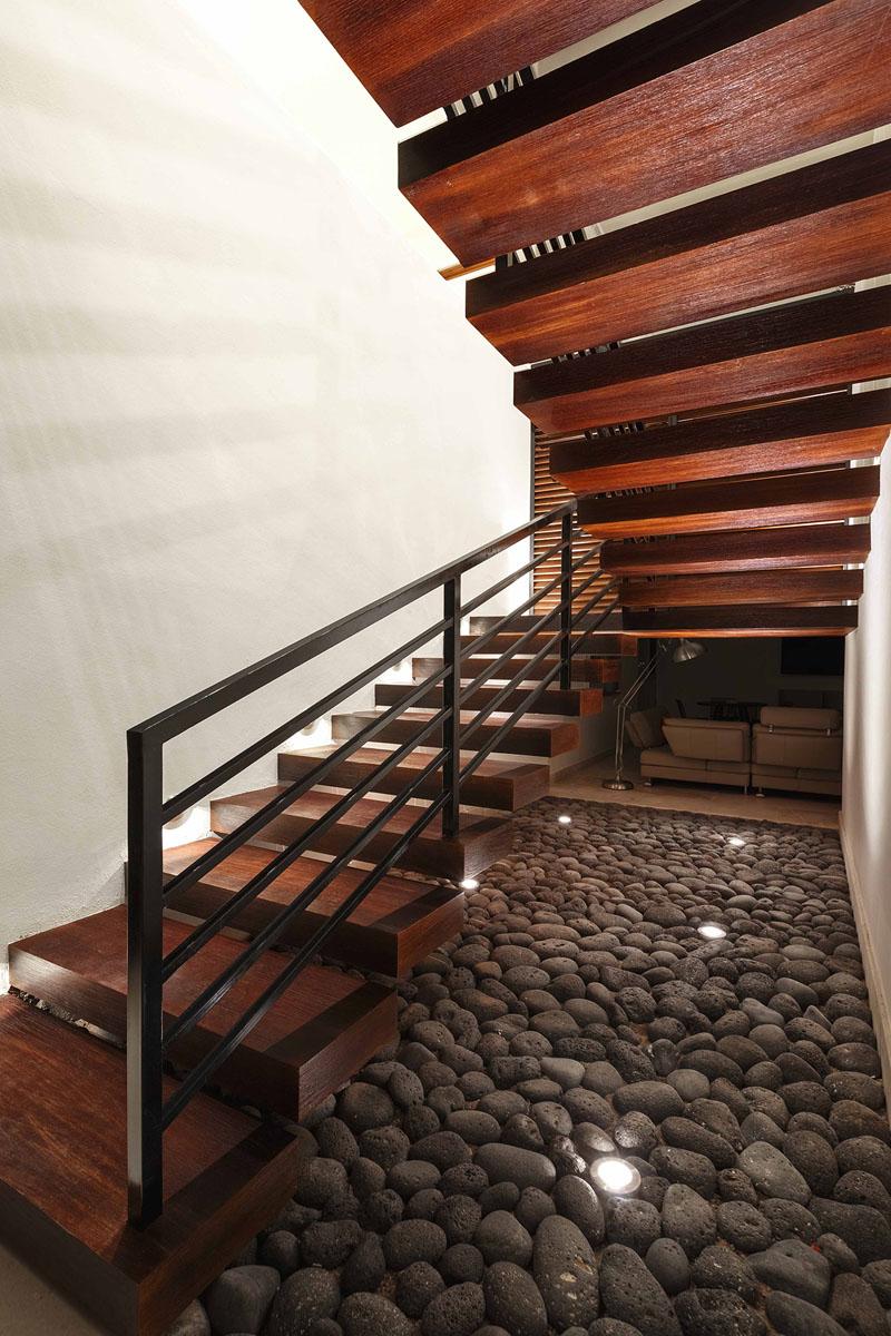 Escalier Casa Sal