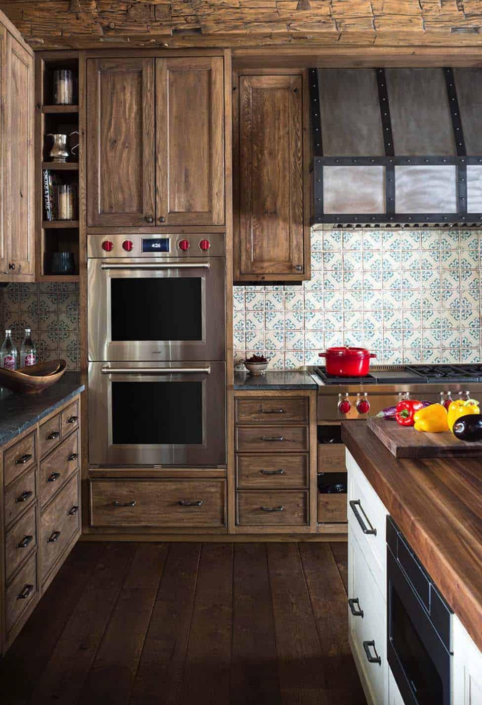 cuisine-maison-rustique-ranch