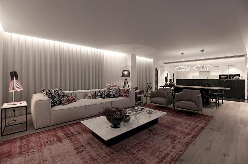 Salon AC House