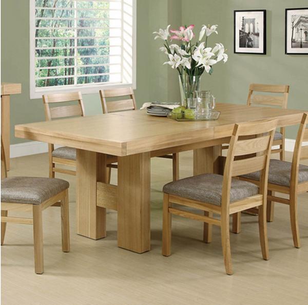 Tables de salle à manger en chêne