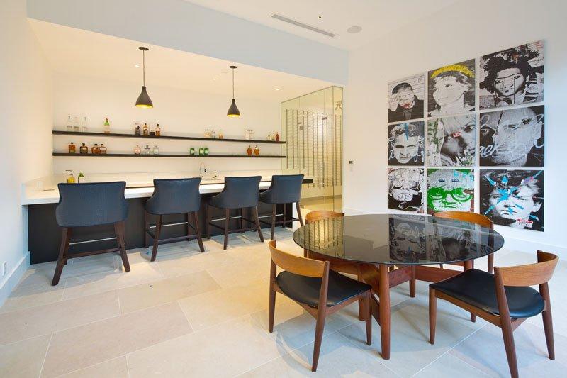 Cuisine Feldman House