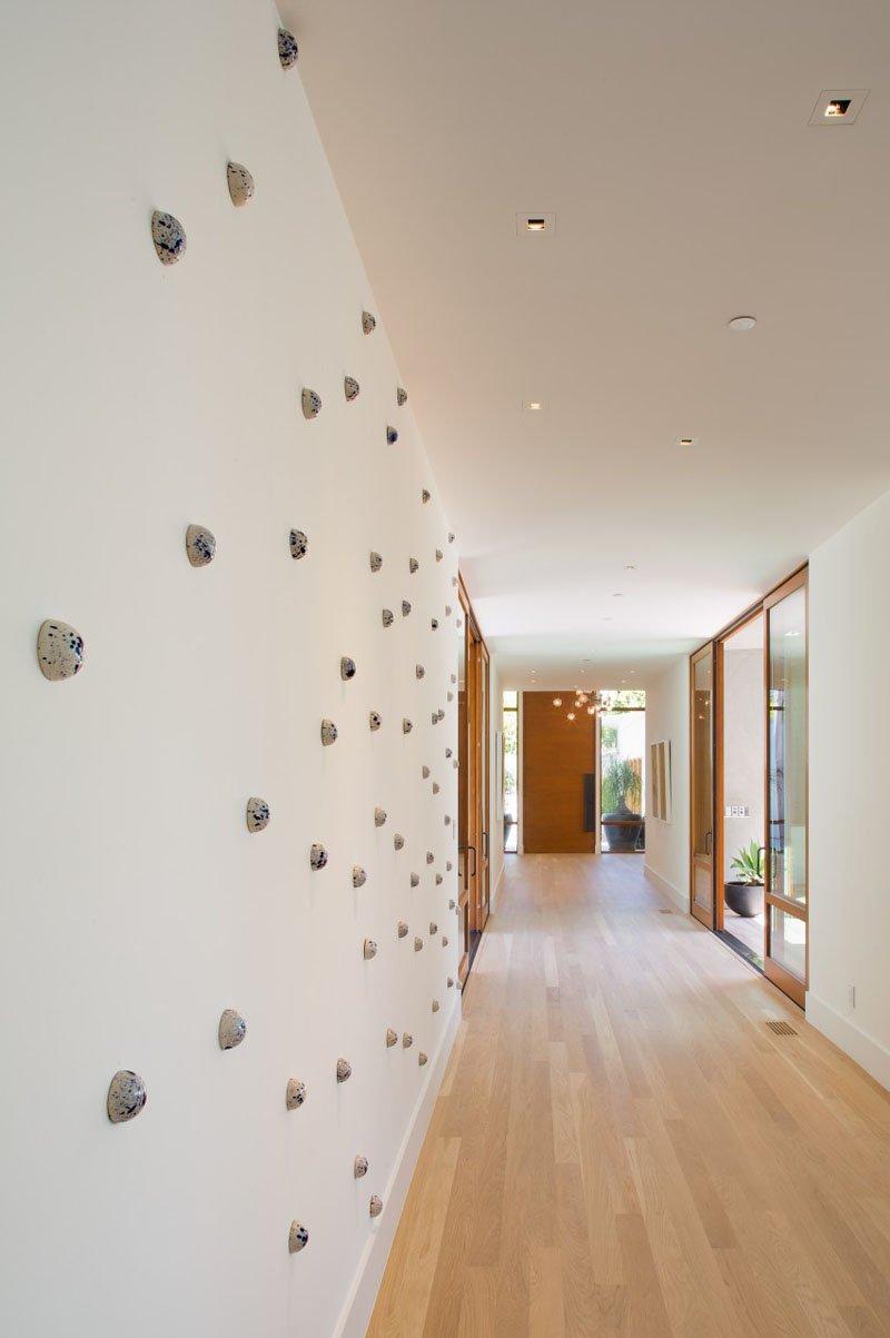 Couloirs de la maison Feldman