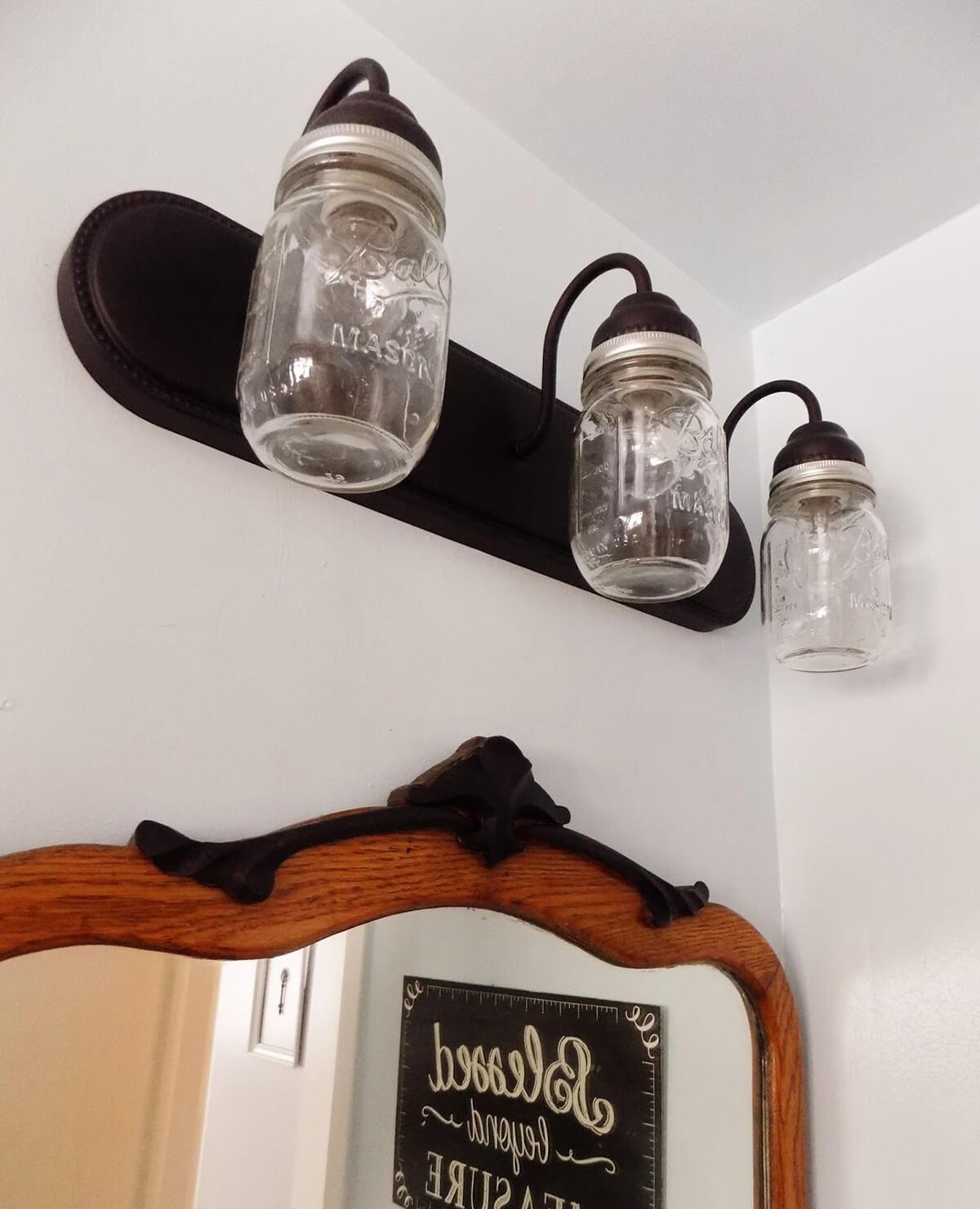 Lampe suspendue à thème industriel à triple ampoule