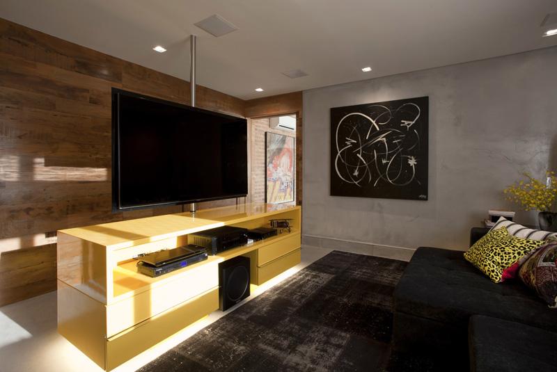 meubles jaunes