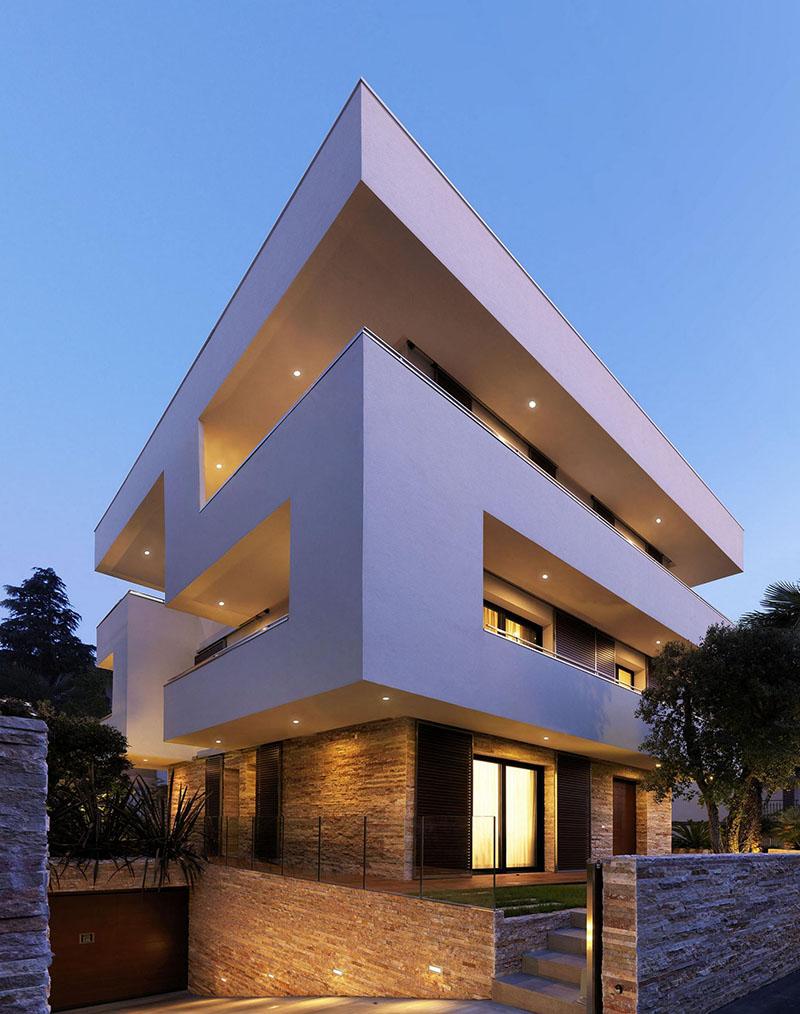 Maison RGR House