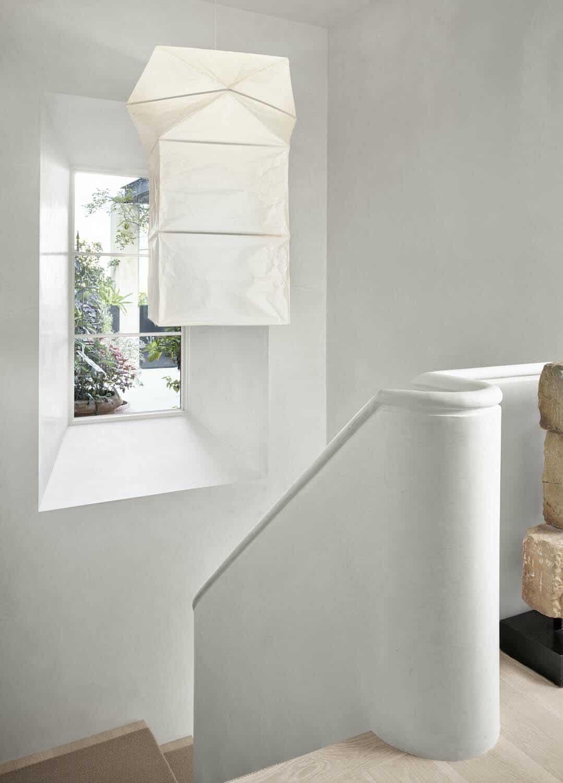 escalier de style européen
