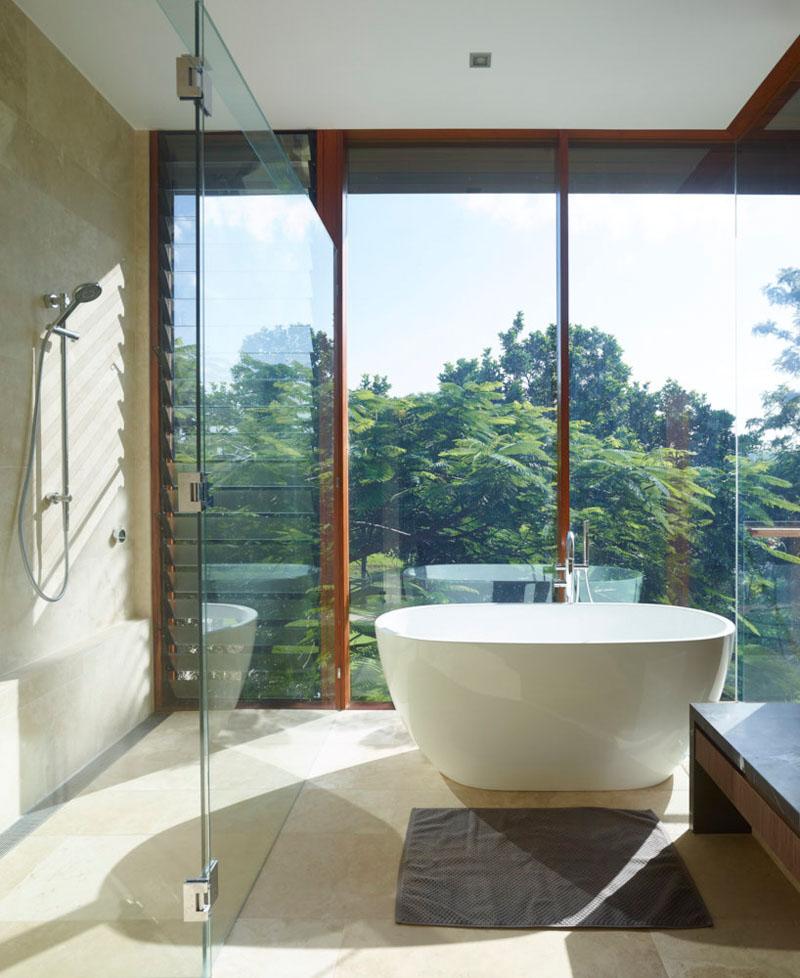 Salle de bain Deerhurst House