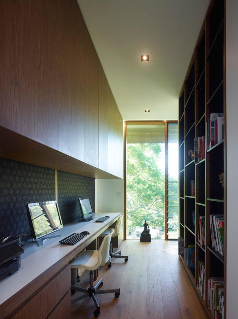 Bureau à domicile de Deerhurst House
