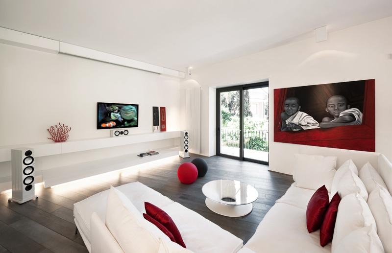 Architecture de Carola Vannini