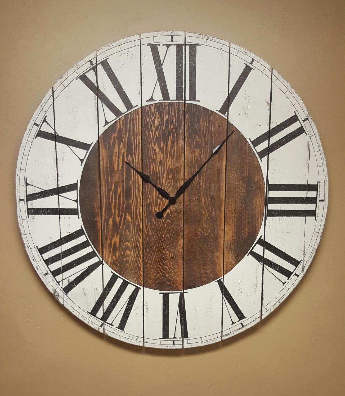 """le """"Abigail"""" Horloge de ferme"""