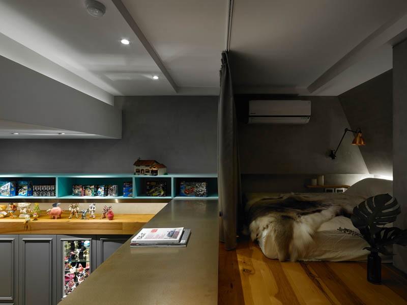idées de petits appartements