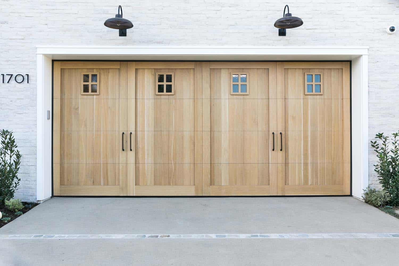 portes de garage côtières