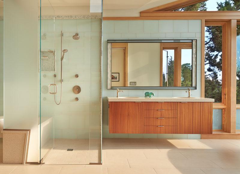 Salles de bains Deschute House