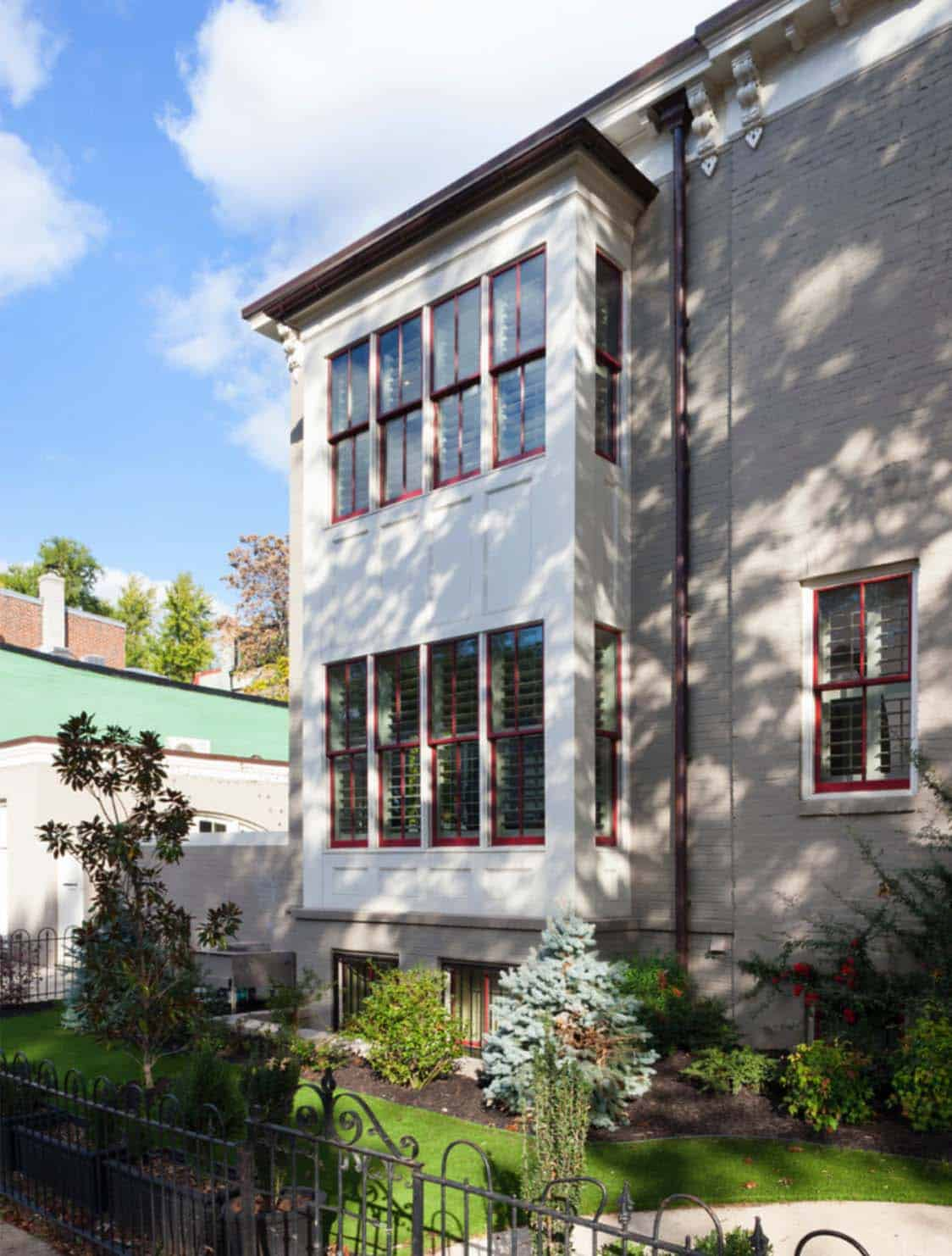 Rénovation de maison de style transitionnel-Lawlor Architects-14-1 Kindesign