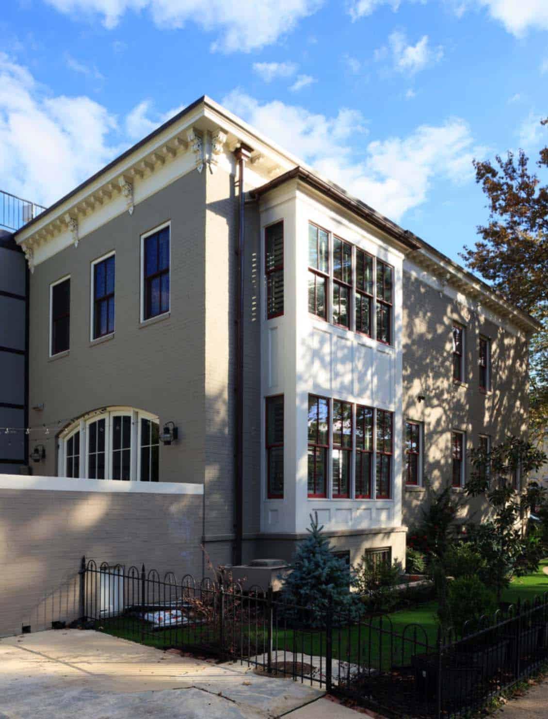 Rénovation de maison de style transitionnel-Lawlor Architects-15-1 Kindesign