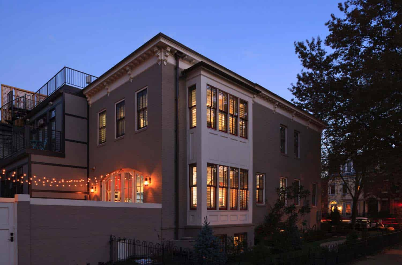 Rénovation de maison de style transitionnel-Lawlor Architects-16-1 Kindesign