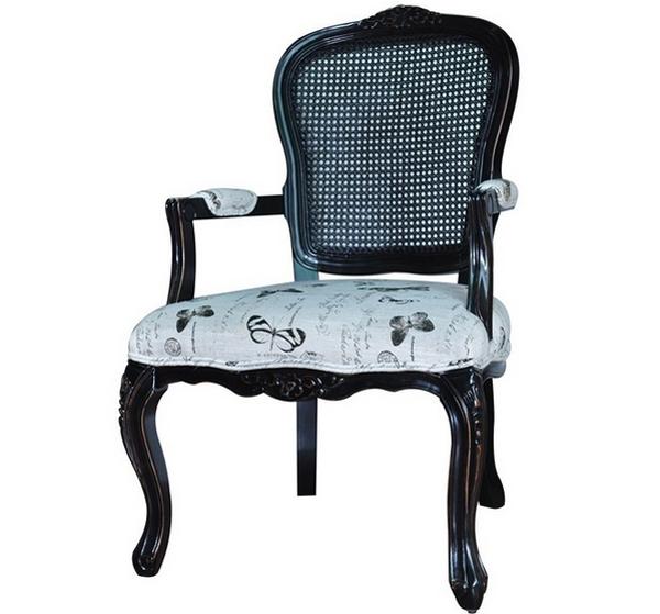 Rembourrage de meubles imprimé