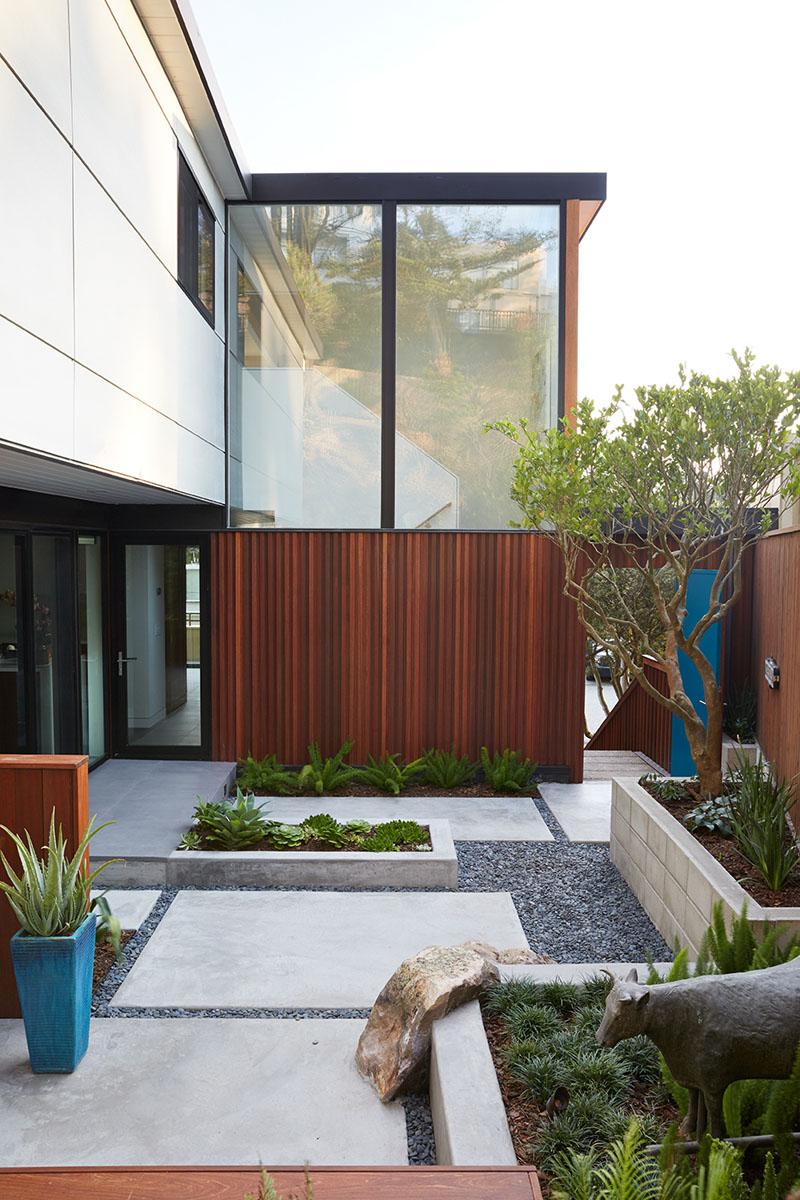 Conception de la maison Eichler de San Francisco