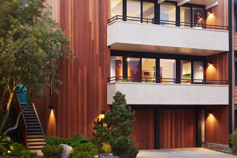 Maison Eichler de San Francisco