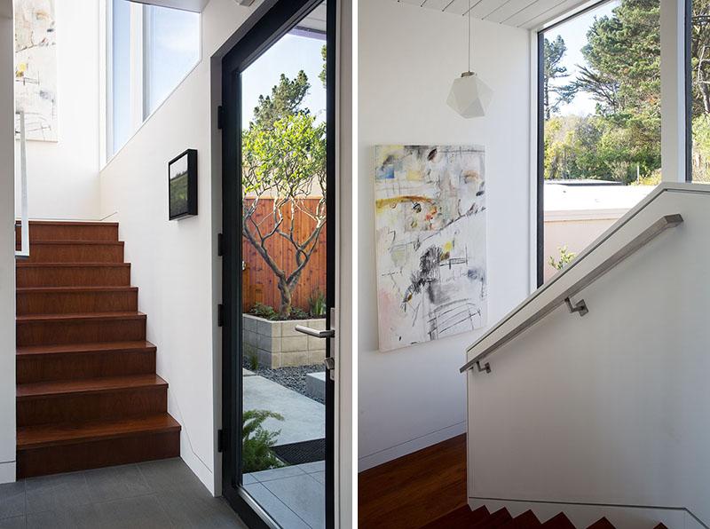 Intérieur de la maison San Francisco Eichler