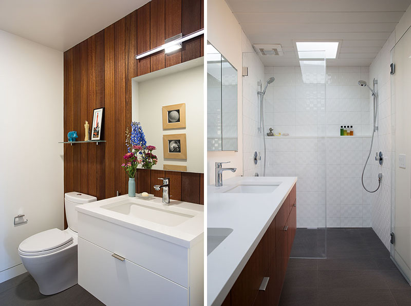 Salles de bains San Francisco Eichler House