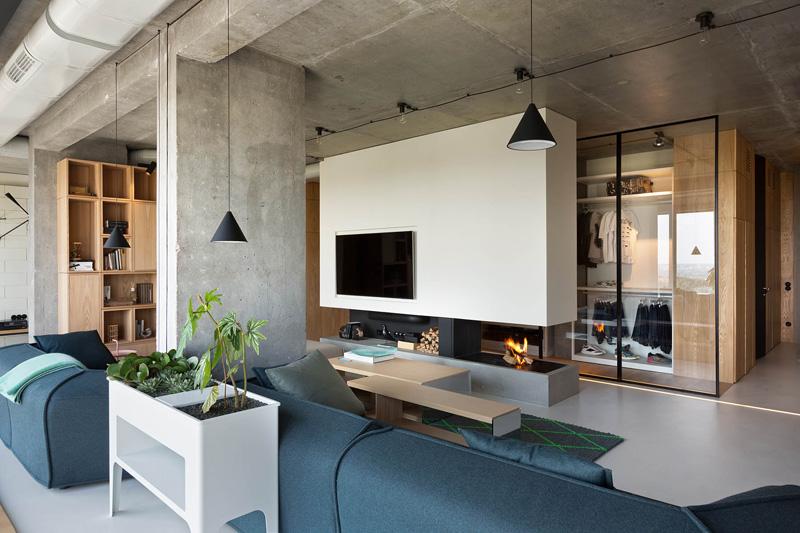 penthouse moderne